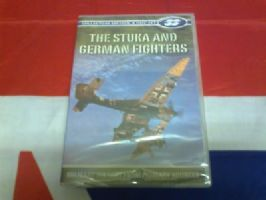 MILITARY ARMY COLLECTORS EDITION 2 DISC SET THE STUKA AND GERMAN FIGHTERS